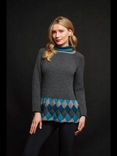 Ravelry, Knit Crochet, Knitwear, Peplum, Turtle Neck, Sweaters, Cardigans, Pullover, Knitting