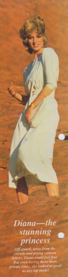 Diana in Australia