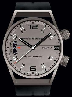 Porsche Design Worldtimer   WristWatch