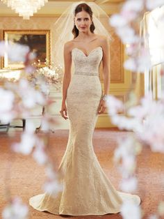 A Collection of 18 Breathtaking Bridal Gowns By Sophia Tolli - Pretty Designs
