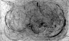 Charlie Ford | The Physicality of Drawing