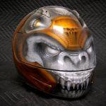 Custom Motorcycles Helmets