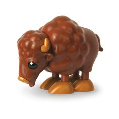 Bison - First Friends - Products - Tolo toys