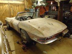 1964 Corvette project