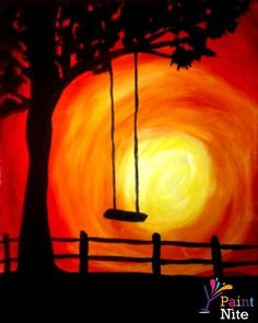Paint Nite Calgary | The Olive Grove Restaurant - Midnapore Mall 04/29/2015