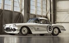 "1960 Chevrolet Corvette ""Race Rat"""