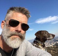 beards carefully curated — Dave