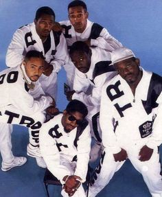 Stetsasonic: Was an American hip hop group formed in 1979 in Brooklyn, New York City, New York. It is remembered as one of the first hip hop crews to use a live band, and the group's positive, uplifting lyrics made it forerunners of alternative hip hop and jazz hip hop.