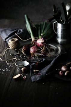 Pratos e Travessas: Conforto caseiro na forma de uma salada # Home comfort in the form of a salad | Food, photography and stories