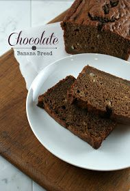 Authentic Suburban Gourmet: Chocolate Banana Bread