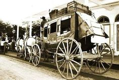 Wells Fargo Stagecoach, Crescent City Wells Fargo Stagecoach, Crescent City, Old West, Coaches, Old Things, New Homes, Victorian, History, House