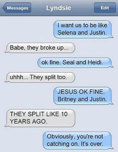 I don't think I would *break* up with someone over text, but if I did, I would do it like this.