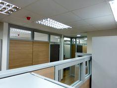 Adecuación oficina secretaria general UCE - oficinas