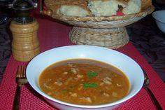 Around the World - in favorite recipes: Chorbanac - Bosnian 'Soupy' Meat Stew