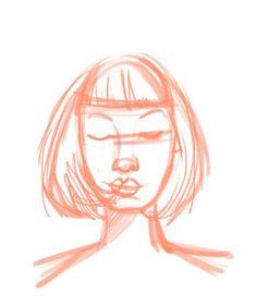 sólo pepistika: ROSITA Digital Illustration, Color Palettes, Illustrations