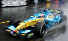 Renault Fernando Alonso