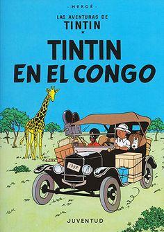 Tintín en el Congo (Tintin au Congo) es el segundo álbum de la serie Las aventuras de Tintín, creada por Hergé. La historieta se publicó primero por entregas, en blanco y negro, en Le Petit Vingtième entre el 5 de junio de 1930 y el 11 de junio de 1931. La primera edición en álbum, también en blanco y negro, se publicó ese mismo año. El álbum apareció en color, con importantes cambios, en 1946.