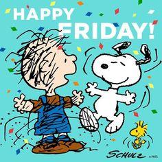 """""""Happy Friday! """""""