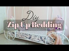 Diy Zip Up Bedding |