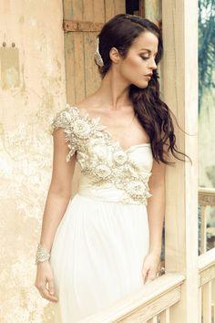Bridal Blog   Anna Campbell   Vintage Inspired Wedding Dresses   Bridal Designer Melbourne