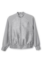<p>This is a jacket with zip closure. In a size small it measures 54 cm in length and 108 cm around chest. The sleeve length is 71,5 cm.</p>
