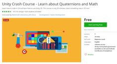 Coupon udemy barefoot wines co founders 3 ways to cut costs in coupon udemy unity crash course learn about quaternions and math free course discounts free malvernweather Image collections