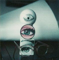 André Kertész, Polaroid