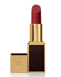 Lip Color, Crimson Noir by Tom Ford Beauty at Bergdorf Goodman.