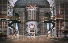 A Massive Library