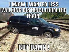 Railroad Humor
