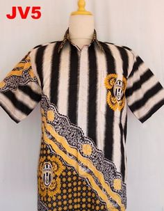 Juventus Soccer Club Batik