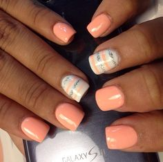 #salmon #white #summer
