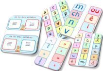 Les machines à syllabes French Teaching Resources, Teaching French, Behaviour Management, Classroom Management, Core French, French Teacher, French Immersion, Cycle 3, Dyslexia