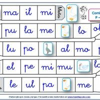 Juego de la oca para repasar la lectura de sílabas con la P, L, M Familia Y Cole, Tongue Twisters, Classroom Games, Spanish Classroom, Writing Process, Cognitive Activities, Reading Activities, Speech Language Therapy, At Word Family