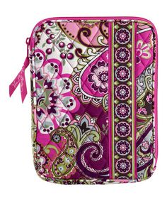 Another great find on #zulily! Very Berry Paisley E-Reader Sleeve by Vera Bradley #zulilyfinds