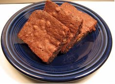 Angel Fluff Brownies  1 (3.3-ounce) package chocolate instant pudding mix 2/3 cup sugar 1/2 cup all-purpose flour 2 large eggs 1/3 cup butter, melted 1/4 cup whipping cream 1 teaspoon vanilla extract 1/2 cup chopped walnuts, toasted    Preheat oven to 350 degrees F. Stir together first 8 ingredients until blended. Spoon into a lightly greased 8-inch or 9-inch square pan.   Bake 25 minutes or until edges pull away from pan