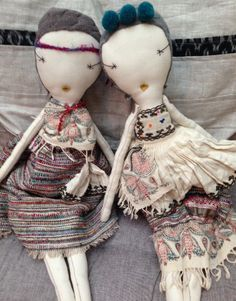 gypsy dolls - Jess brown