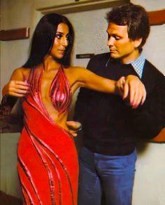 Bob Mackie, Cher