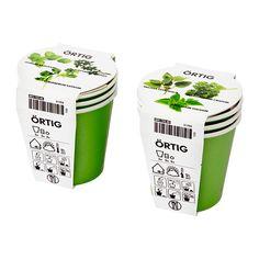 ÖRTIG Küchenkräuter-Pflanzenmix IKEA
