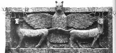 Anzu lion-headed eagle, a creature associated with Enlil and son, Ningirsu. He stole Tablet of Destiny, where mans fate is decreed. Enlil asked Ginies to recover the tablet.In the struggle, Anzu was killed by Ningirsu.