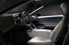 Kia Niro driver's seat interior detail