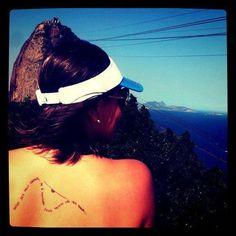 Tatuagem (e foto) linda da Natália Cardoso