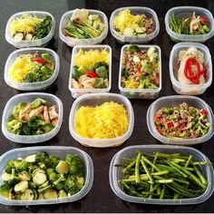 Check out this prep by @healthyismydrug - Download @mealplanmagic to help you dial in your nutrition goals, define your custom meal plans and auto-generate your grocery lists! -  Custom Meal Plans & Nutrition Goals  BMR, BMI, & Max Rate Calculator  Get Your Macros by Body Type & Goal  Grocery Lists Specific to Weekly Needs  Accurate Cooking and Prep Summaries  Combine & Export Data for Two Plans  Track Your Progress & Daily Allowance  Food Lists for Clean Eating  Database of Ov