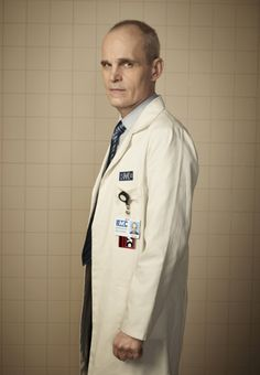 Zeljko Ivanek as Dr. Stafford White in the new drama THE MOB DOCTOR premiering Monday, Sept. 17 at 9/8c on FOX.