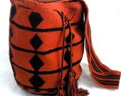 Wayuu Crossbody Bag by UlenkaCrafts on Etsy