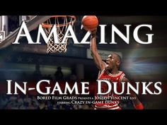 Amazing In-Game Dunks - Volume 2 - YouTube