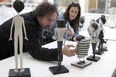 Tim Burton, Frankenweenie Use claymation for his type of animation. Tim Burton Exhibit, Film Tim Burton, Tim Burton Style, Tim Burton Art, Estilo Tim Burton, Frankenstein, Stop Motion, Tim Burton Personajes, Animation Disney