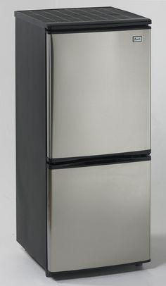 Avanti 10.2 Cu. Ft. Apartment Refrigerator/Freezer | Refrigerator ...