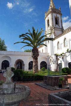 Beja dentro de muralhas - 2009 - Claustro do Real Mosteiro de N. Sra. da Conceição de Beja - Beja y Arrabaldes