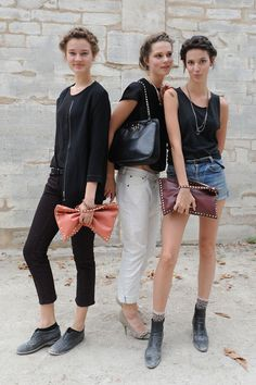 Some Models and Fashion for Inspiration and style.